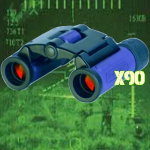 Mİlitary Binoculars Camera