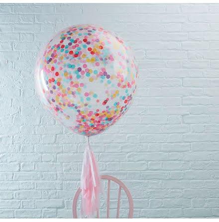 Stora konfettiballonger - Pick & Mix