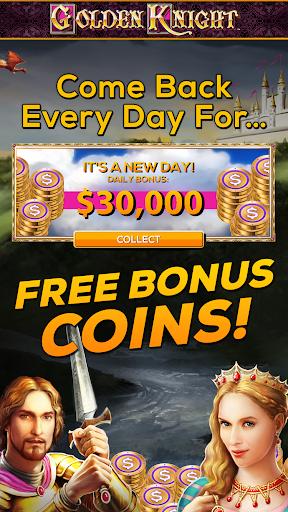 玩免費博奕APP|下載Golden Knight SLOTS! app不用錢|硬是要APP