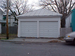 Photo: 401-403 S. Kent St. Garage
