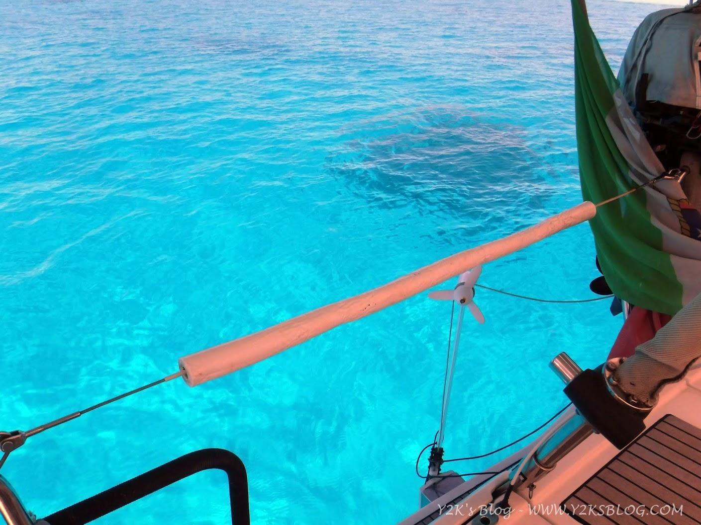 L'abbagliante colore del mare - Beveridge Reef