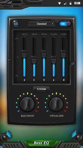 Equalizer & Bass Booster 1.6.6 screenshots 3