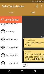 Rádio Tropical Center- screenshot thumbnail