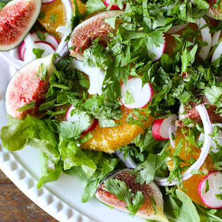 Ottolenghi's Orange And Date Salad