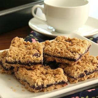 Blueberry Breakfast Bars – Gluten-Free, Sugar-Free Kids Recipe