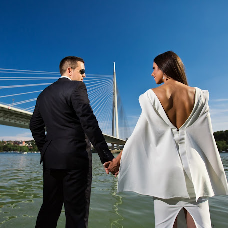 Wedding photographer Ninoslav Stojanovic (ninoslav). Photo of 18.01.2019