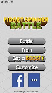 Tải Game Fidget Spinner Battle