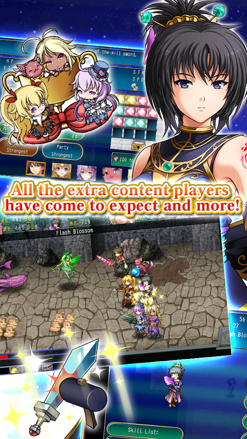 RPG Asdivine Hearts 2- screenshot