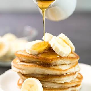 The Best Vegan Pancakes.