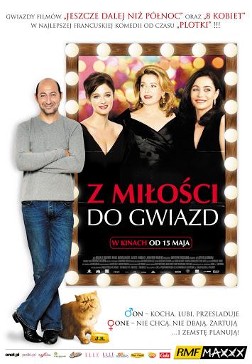Polski plakat filmu 'Z Miłości Do Gwiazd'