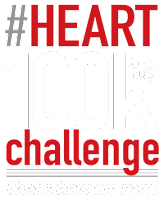 The #Heart100K Challenge