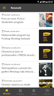 Pula Film Festival- screenshot thumbnail