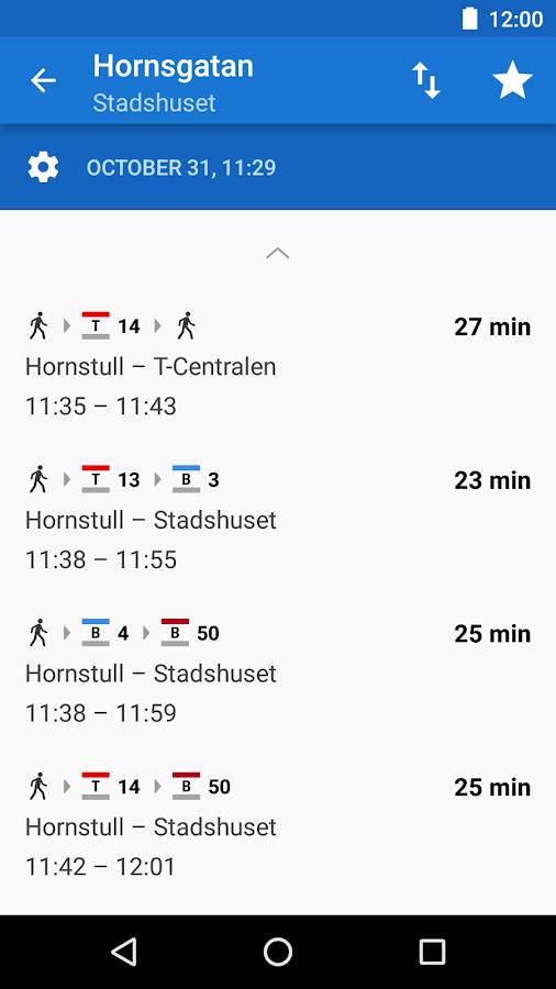 STHLM Traveling - SL- screenshot