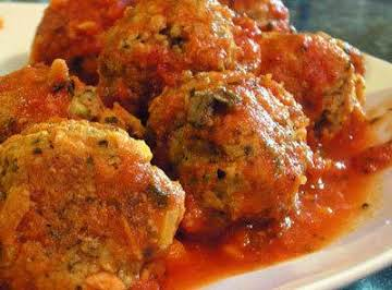Absolute Best Italian Meatballs