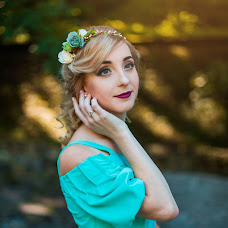 Wedding photographer Anna Andrusiv (AnnaAndrusiv). Photo of 15.08.2016