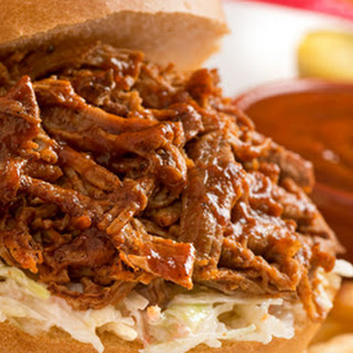 Easy Slow Cooker Pulled Pork.