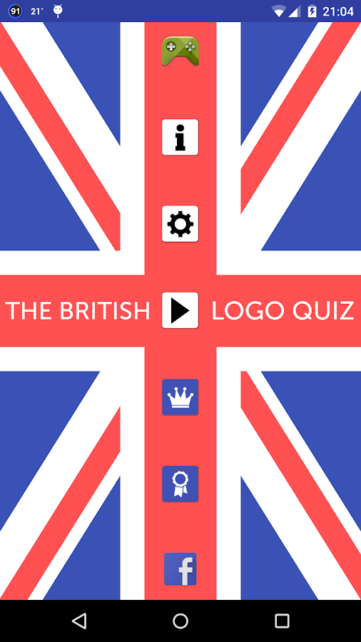 British Logo Quiz- screenshot