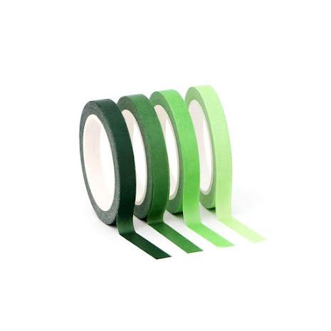 Altenew Washi Tape - Green Valley Slim