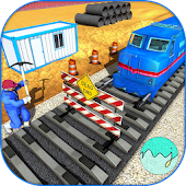 Train Tracks Bridge Builder Construction Simulator