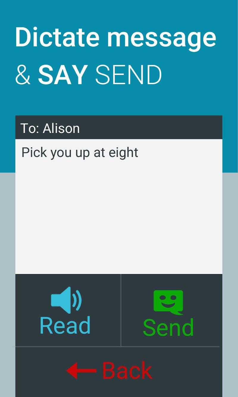 Drive Safe Hands Free (Pro) Driving App - UCD Screenshot 4