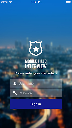 Mobile Field Interview