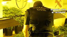 Nueva operación de la Guardia Civil, en esta ocasión en Benahadux.
