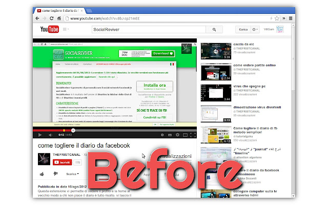 Better YouTube on Small Screens