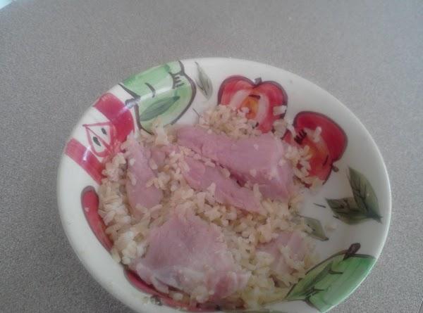 No Green Eggs, But Ham! Recipe