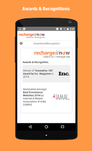 DTH & Mobile Recharge, Bill Payments, Cashback- screenshot thumbnail