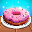 Boston Donut Truck - Fast Food Cooking Game icon