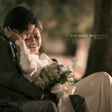 Wedding photographer Luis angel Manjarrés (luisangelm). Photo of 11.10.2018