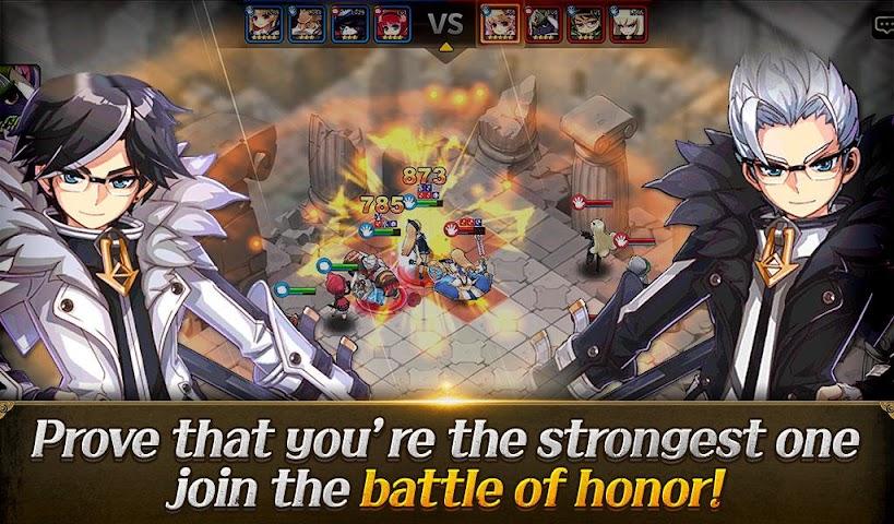 android Fantasy War Tactics Screenshot 16