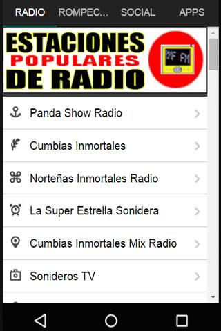 Estaciones de Radio Gratis