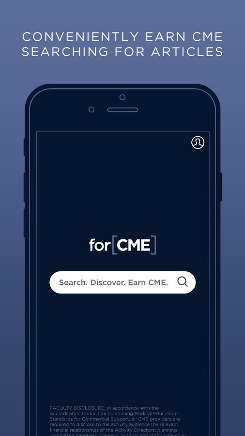 for[CME] - CME & PubMed Search- screenshot