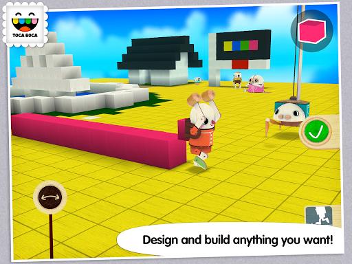 Screenshot for Toca Builders in Hong Kong Play Store