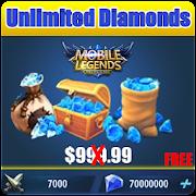 Diamonds Mobile Legends Bang bang Prank