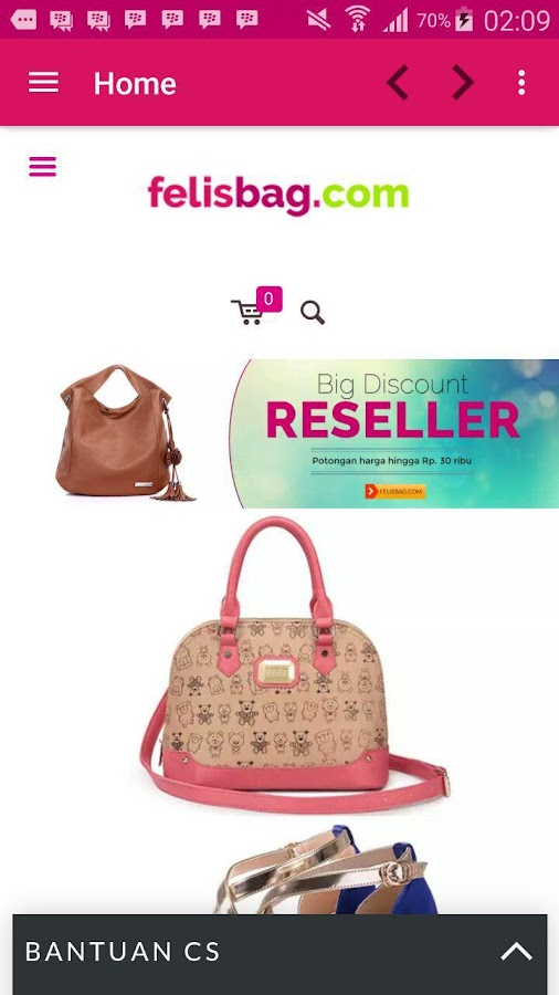 felisbag - Mal Fashion Wanita- screenshot
