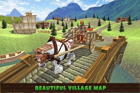 Horse Cart Simulator screenshot
