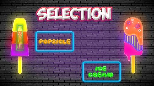 Code Triche Ice Popsicle Factory: jeu fabricant cru00e8me glacu00e9e APK MOD screenshots 2