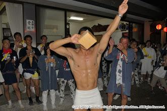 Photo: 【平成24年(2012) 本宮】  振舞酒。本年もお疲れさまでした!