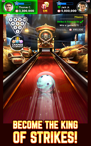 Bowling King screenshot 3