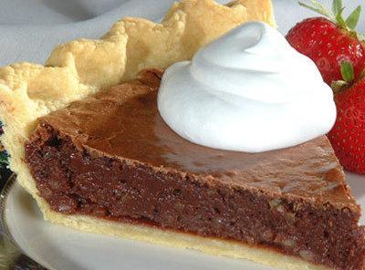 Cleora Butler's Fudge Pie Recipe