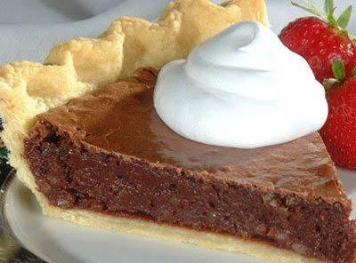 Cleora Butler's Fudge Pie