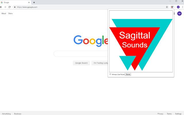 Sagittal Sounds