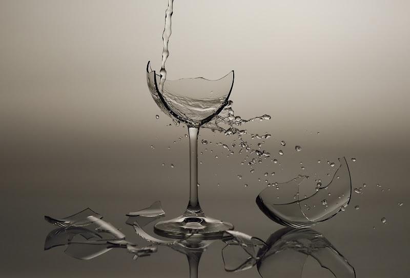 Water crash di Giancarlo Lava