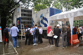 Photo: Visit to PGN MRU in Action