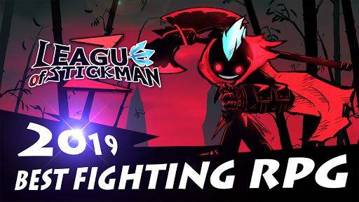 League of Stickman 2-Online Fighting RPG 1.2.5 screenshots 17