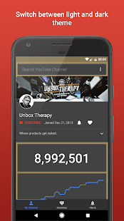 Live Subscribers Counter for YouTube