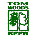 Logo for Tom Wood's Beer