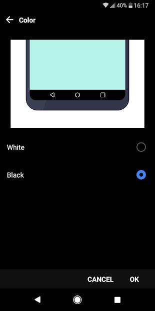 Pixel Black Theme fo